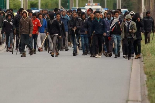 calais,fusilade,gentis migrants