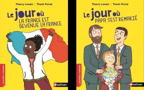 écoliers français,éditions fernand nathan,malades,propagande