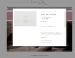 baby bee,bijoux,embryons,fiv