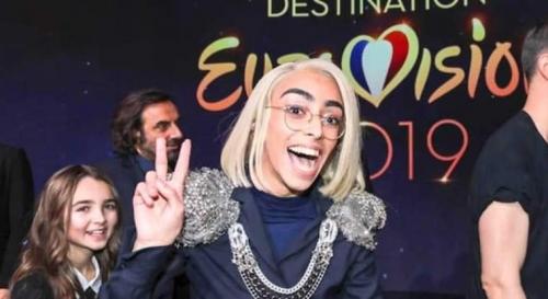 eurovision,lobby lgbt,travesti
