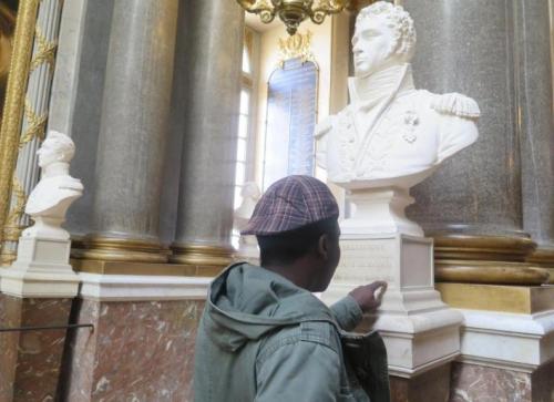 migrants,patrimoine français,versailles