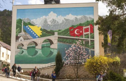 bosnie,erdogan,musulmane,turc