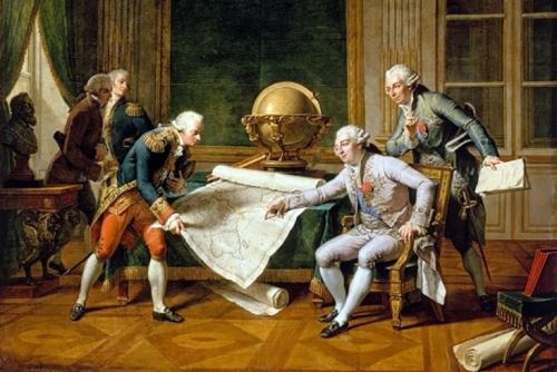 histoire de france,louis XVI