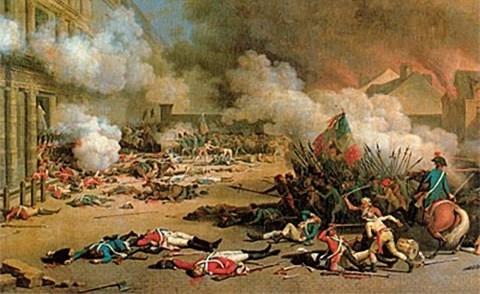 louis XVI,massacre,naissance de la république