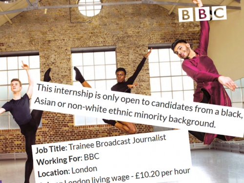 bbc,non-blancs,stage,