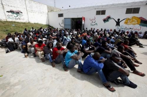 centre de détentions,libye,opération suisse,réfugiés